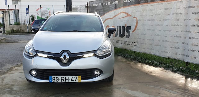 Renault Clio Sport Tourer Limited 1.5 DCI