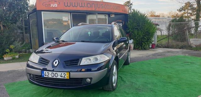 Renault Megane Break 1.5 dci Extreme