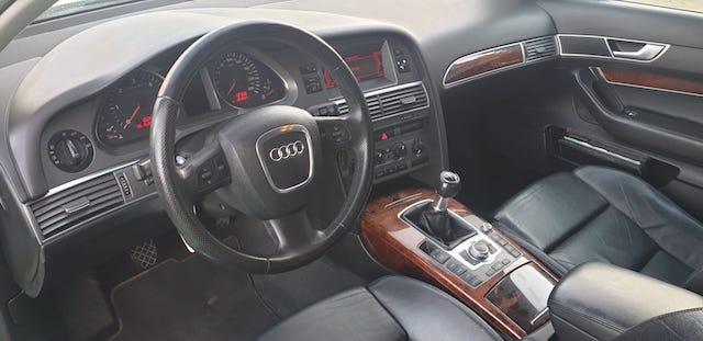 Audi A6 2.0 TDi Exclusive completo