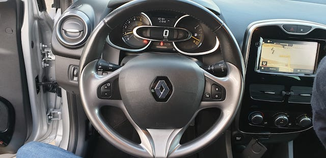 RENAULT CLIO ST 1.5 DCI LIMITED GPS completo