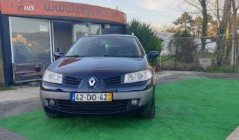 Renault Mégane Break 1.5 DCi Extreme 105 cv completo