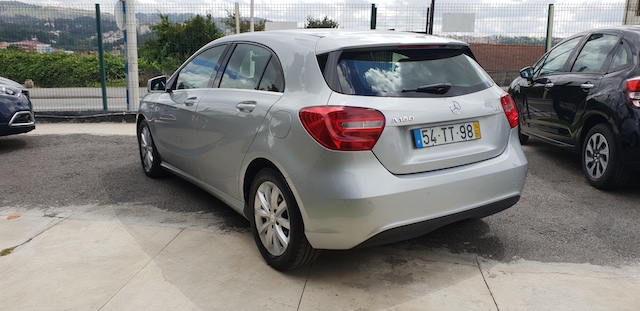 Mercedes Classe A 180 CDI Style completo