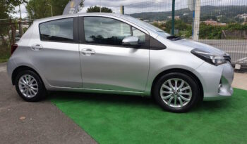 Toyota Yaris D4D Exclusive completo