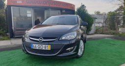 Opel Astra J 1.6 CDTI Cosmo