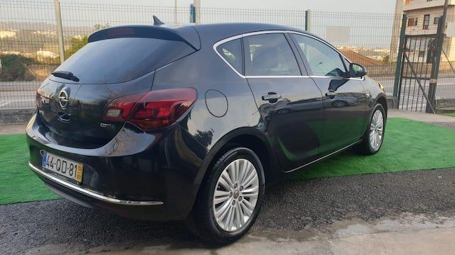 Opel Astra J 1.6 CDTI Cosmo completo