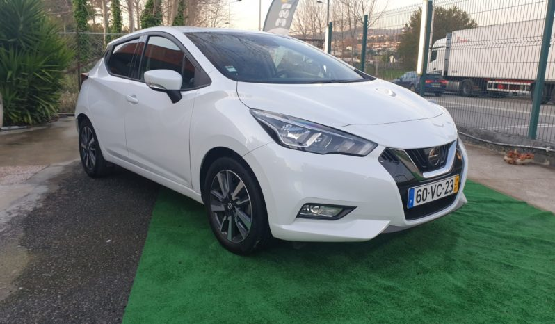 Nissan Micra 0.9 IG-T N-Connecta S/S completo