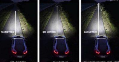 Como obter o melhor proveito das luzes do seu automóvel