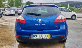 Renault Mégane 1.5 DCi Dynamique S 110cv GPS completo
