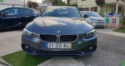 BMW Série 4   420 Grand Coupé D Line Sport Auto 190cv