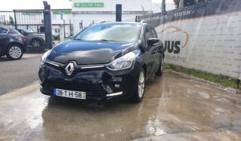 Renault Clio IV 1.5 dCi Limited Sport Tourer 90 Cv GPS completo