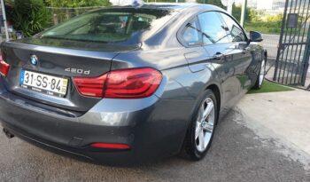 BMW Série 4   420 Grand Coupé D Line Sport Auto 190cv completo