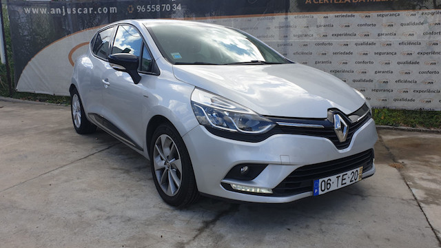 Renault Clio IV 1.5 dCi Limited 90 Cv GPS completo