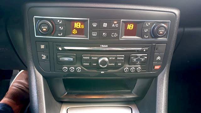 Citroen C5 Tourer HDI 110cv Exclusive GPS completo