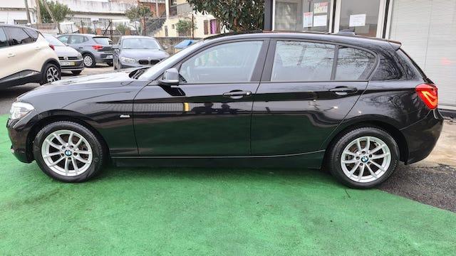 BMW SÉRIE 1 116D Line Sport completo