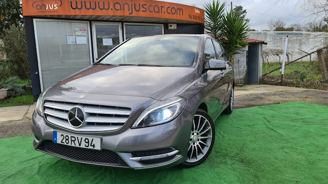 Mercedes-Benz B 180 cdi Fascination