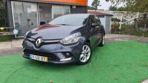 Renault Clio 1.5 dCi Limited 90cv
